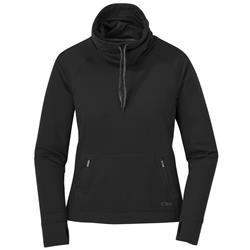 Outdoor Research Melody Cowl Neck - Womens-Black
