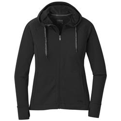 Outdoor Research Melody Hoody - Womens-Black