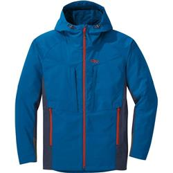 Outdoor Research San Juan Jacket - Mens-Cobalt / Naval Blue
