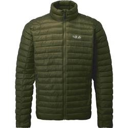 Rab Altus Jacket - Mens-Army / Cactus