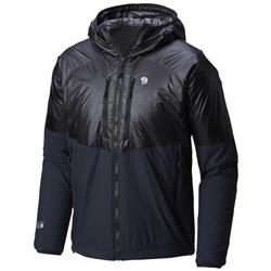 Mountain Hardwear Kor Strata Alpine Hoody - Mens-Black