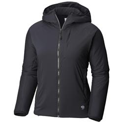 Mountain Hardwear Kor Strata Hoody - Womens-Black