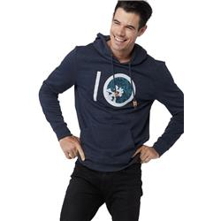 tentree Bough Ten Hoodie - Mens -Outer Space