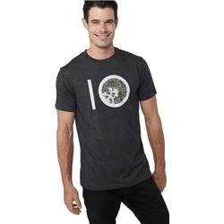 tentree Bough Ten Tee - Mens -Meteorite