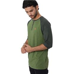 tentree Standard Tee - Mens-Vineyard Green / Deep Forest