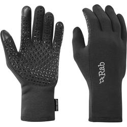 Rab Power Stretch Contact Grip Glove - Mens-Beluga