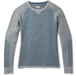 Smartwool Dacono Ski Sweater - Womens-Mediterranean Green Heather