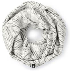 Smartwool Diamond Cascade Infinity Scarf-Winter White Donegal