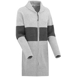 Kari Traa Himle Full Zip - Womens-Dove