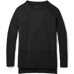 Smartwool Ripple Creek Tunic Sweater - Womens-Charcoal Heather