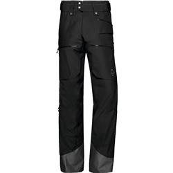 Norrona Lofoten GTX Insulated Pants - Mens-Caviar