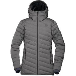 Norrona Tamok Light Weight Down750 Jacket - Womens-Mercury
