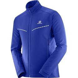 Salomon Agile Softshell Jacket - Mens-Surf The Web