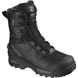 Salomon Toundra Pro CS WP - Mens-Black / Black / Magnet