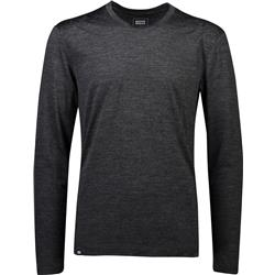Mons Royale No Ordinary LS - Mens-Smoke
