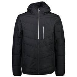 Mons Royale Rowley Insulation Hood - Mens-Black