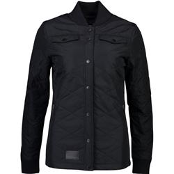 Mons Royale The Keeper Insulated Shirt - Womens-Black