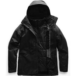 The North Face Clement Triclimate Jacket - Mens-TNF Black / TNF Black