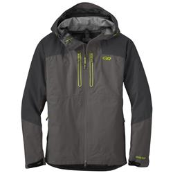 Outdoor Research Furio Jacket - Mens-Pewter / Charcoal