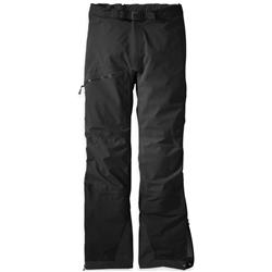 "Outdoor Research Furio Pants, 33"" Inseam - Mens-Black"