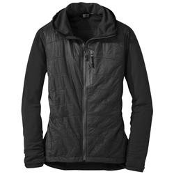 Outdoor Research Deviator Hoody - Womens-Black