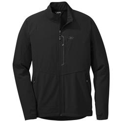Outdoor Research Ferrosi Jacket - Mens-Black