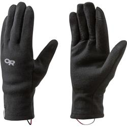 Outdoor Research Woolly Sensor Liners-Black