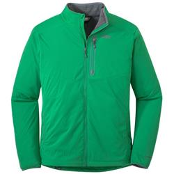 Outdoor Research Ascendant Jacket - Mens-Aloe / Charcoal