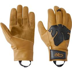 Outdoor Research Splitter Work Gloves-Natural / Black