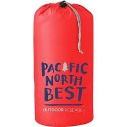 Outdoor Research Graphic Stuff Sack 5L - PNW Best-Hot Sauce