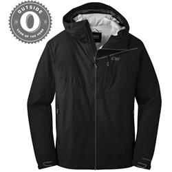 Outdoor Research Interstellar Jacket - Mens-Black / Charcoal