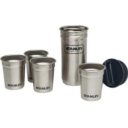 Stanley  Adventure SS Shot Glass Set - 59ml / 2oz x4-Stainless Steel
