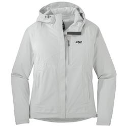Outdoor Research Panorama Point Jacket - Womens-Alloy