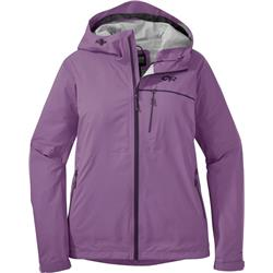 Outdoor Research Interstellar Jacket - Womens-Amethyst