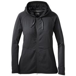 Outdoor Research Fifth Force Hoody - Womens-Black