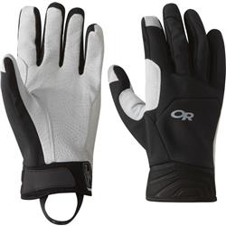 Outdoor Research Mixalot Gloves-Black / Alloy
