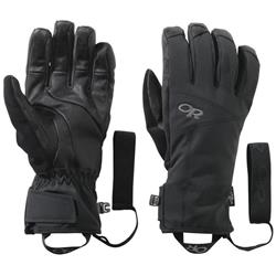Outdoor Research Luminary Sensor Gloves-Black