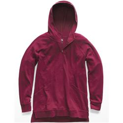 The North Face Om 1/2 Zip - Womens-Rumba Red
