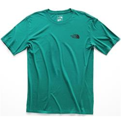 The North Face Old School Tee SS - Mens-Everglade