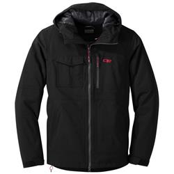 Outdoor Research Blackpowder II Jacket - Mens-Black