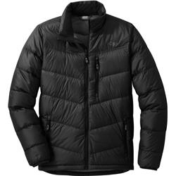 Outdoor Research Transcendent Down Jacket - Mens-Black