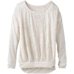 Prana Prairie Grove Sweater - Womens-Bone