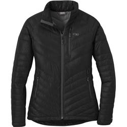 Outdoor Research Illuminate Down Jacket - Womens-Black