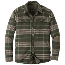 Outdoor Research Kalaloch Reversible Shirt Jacket - Mens-Juniper Plaid
