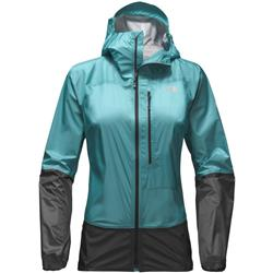 The North Face Summit L5 Ultralight Storm Jacket - Womens-Bluebird / TNF Black