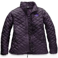 The North Face ThermoBall Jacket - Womens-Galaxy Purple Matte