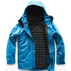 The North Face ThermoBall Snow Triclimate Jacket - Mens-Hyper Blue