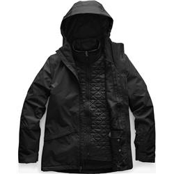 The North Face ThermoBall Snow Triclimate Jacket - Womens-TNF Black