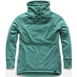 The North Face TNF Terry Funnel Neck - Womens-Everglade Heather