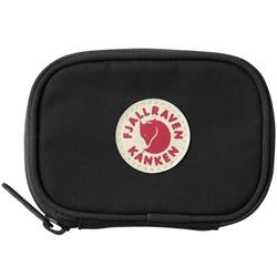 Fjallraven Kanken Card Wallet-Black